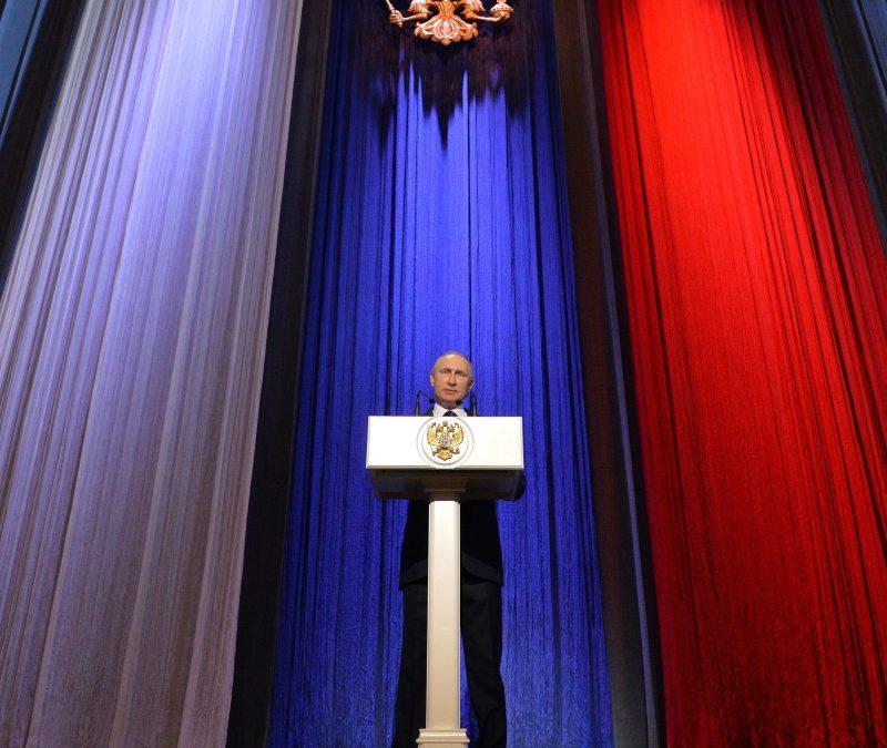 Putin's Chekists