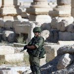 The ancient Syrian city of Palmyra is capture from ISIS militants