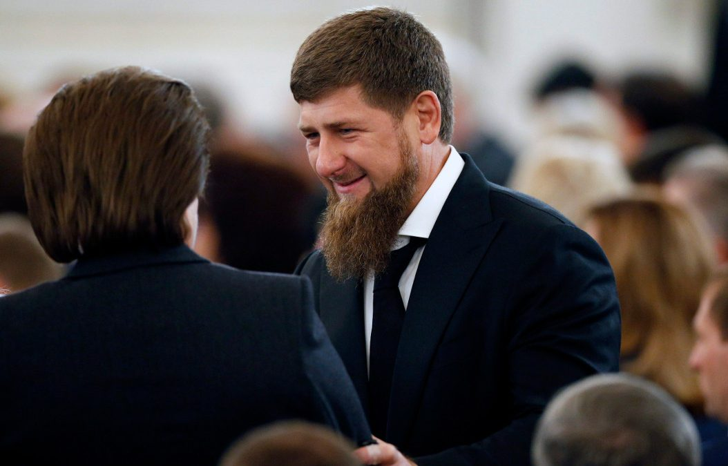 Oil War between Kadyrov and Sechin