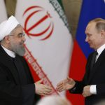 Iranian President Hassan Rouhani pays official visit to Russia