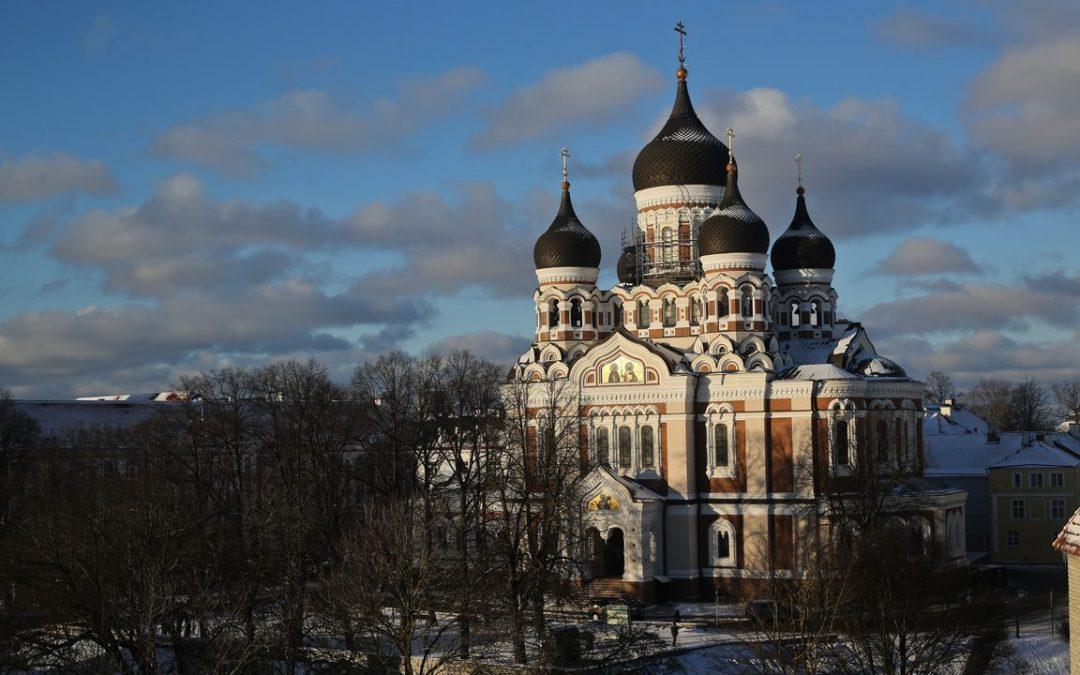 Estonia Expels Russian Diplomats