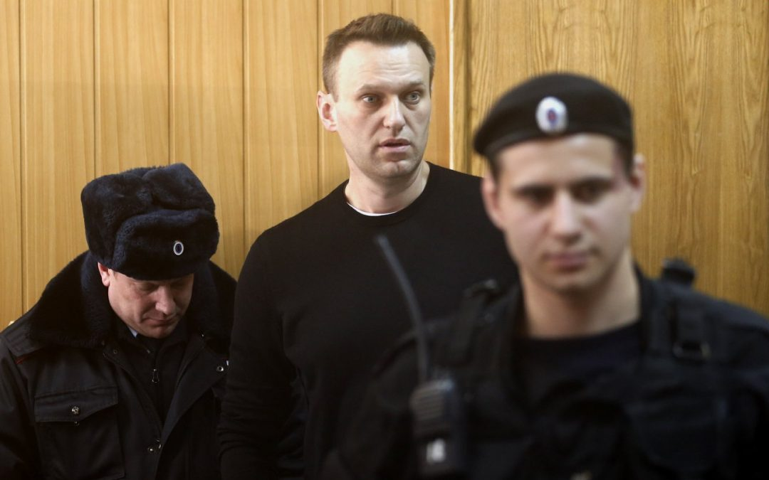 Reżim pozbędzie się Nawalnego?