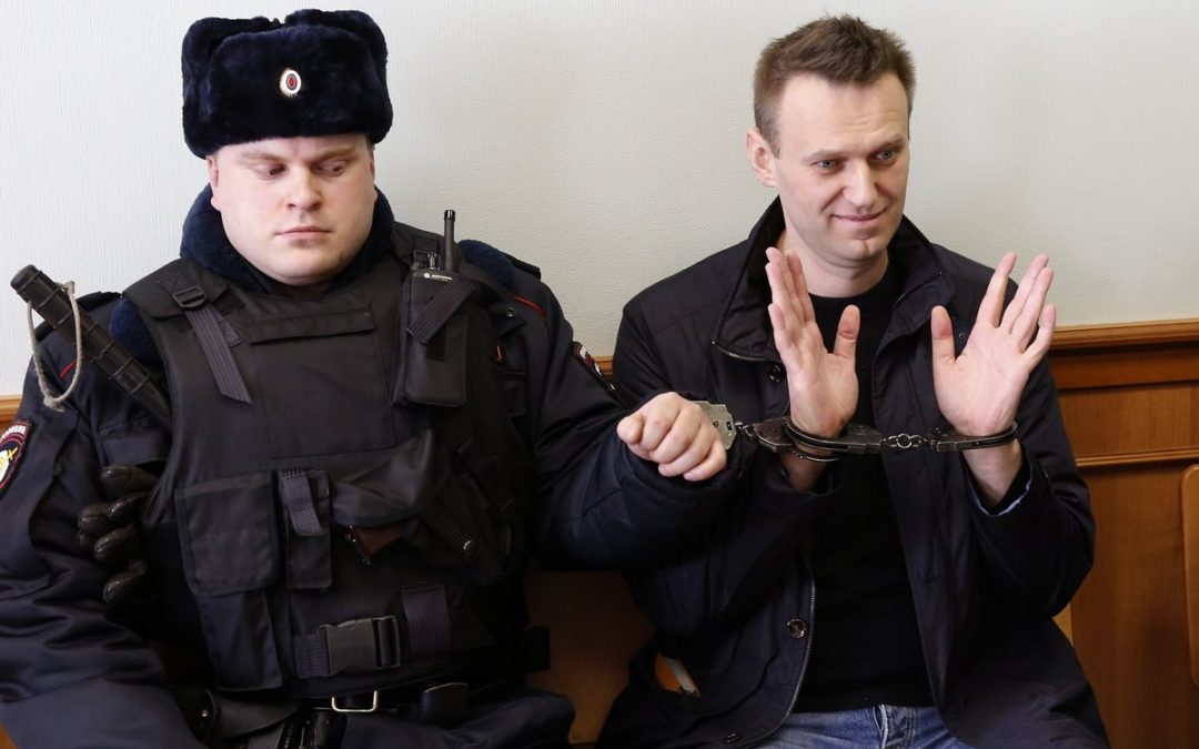 Is Someone Behind Navalny?
