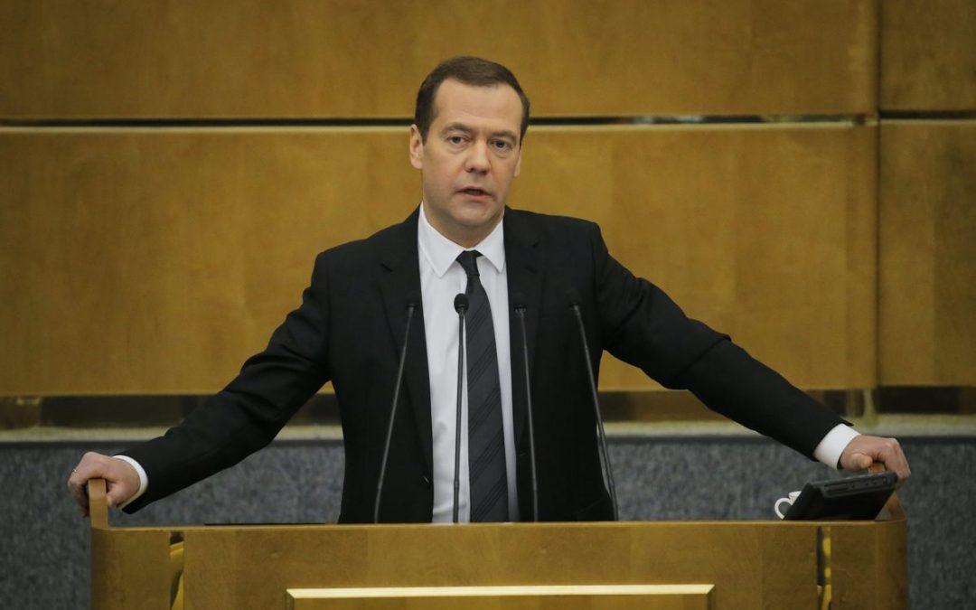 Medvedev Under Fire