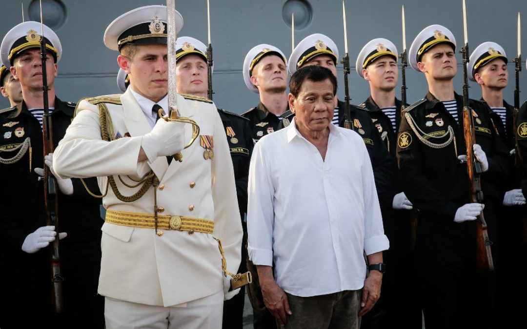 Russia Is Tempting Duterte