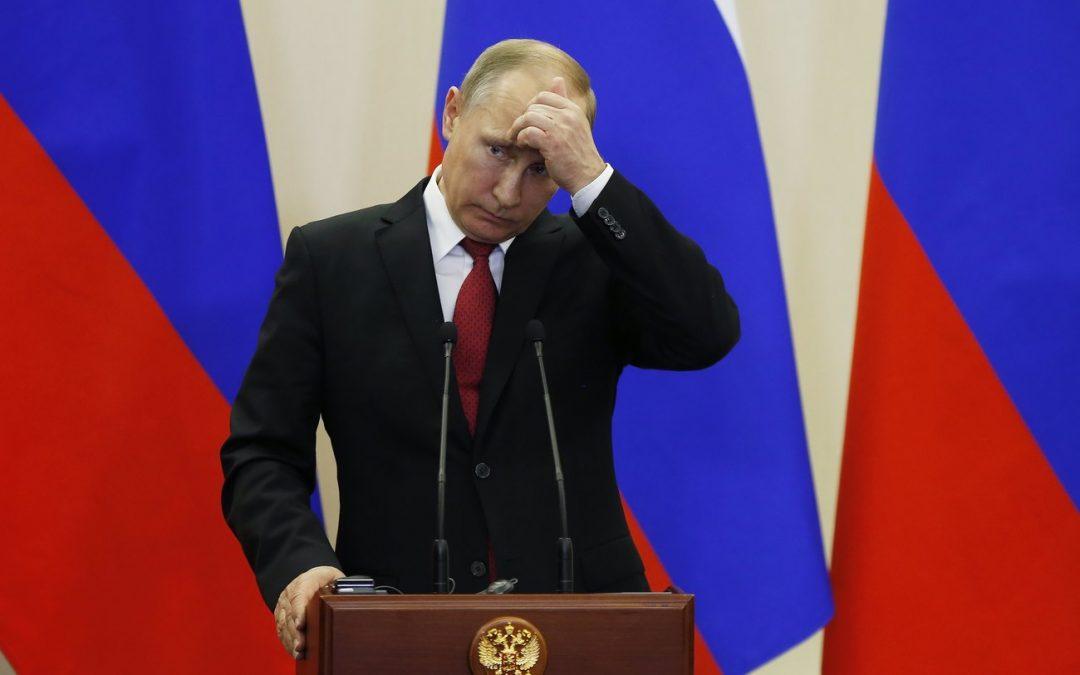 Dzwonek alarmowy dla Kremla