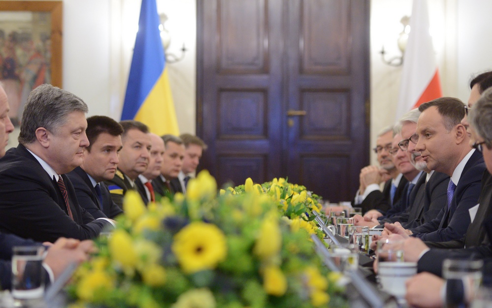 Defense Cooperation between Poland and Ukraine: Present State and Prospects.