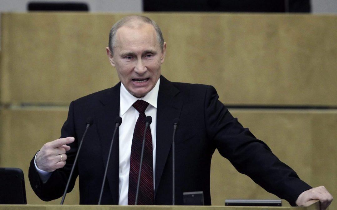 Putin's Stalinist Guard