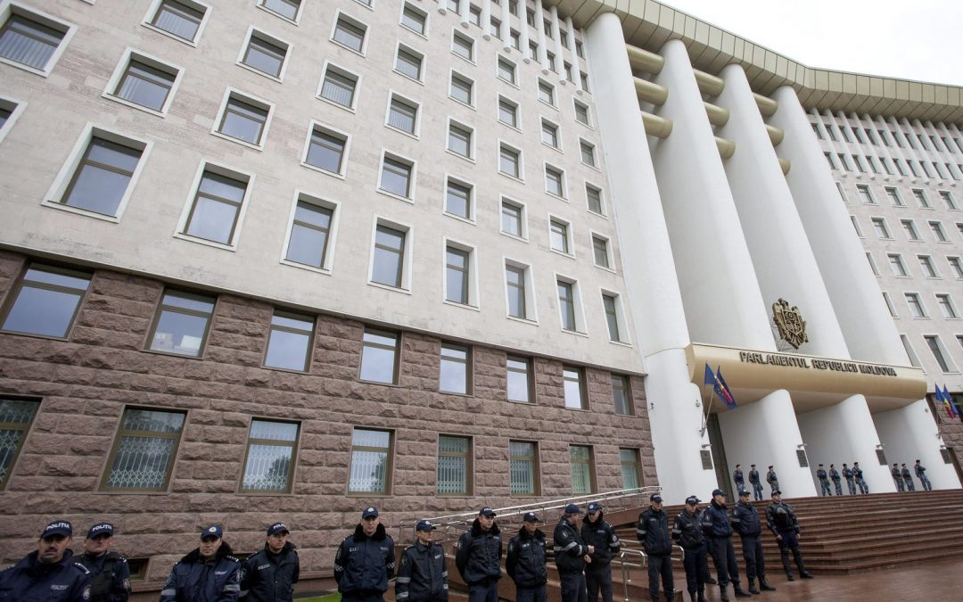 Moldova Expels Russian Diplomats