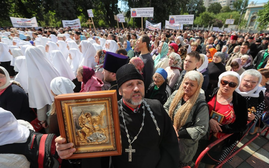 Russian Orthodox Church in Ukraine under Threat
