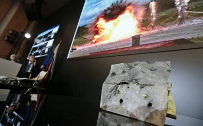 Russia Covers MH17 Tracks