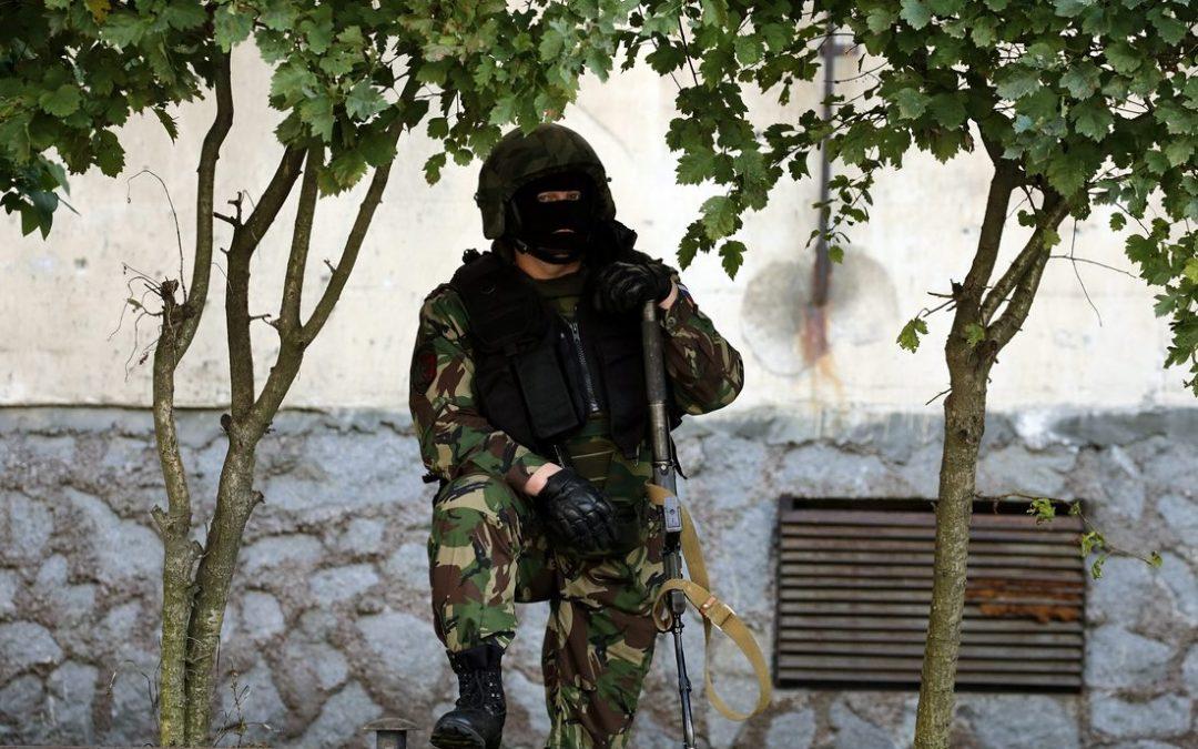 """""""Tajne więzienie"""" FSB"""