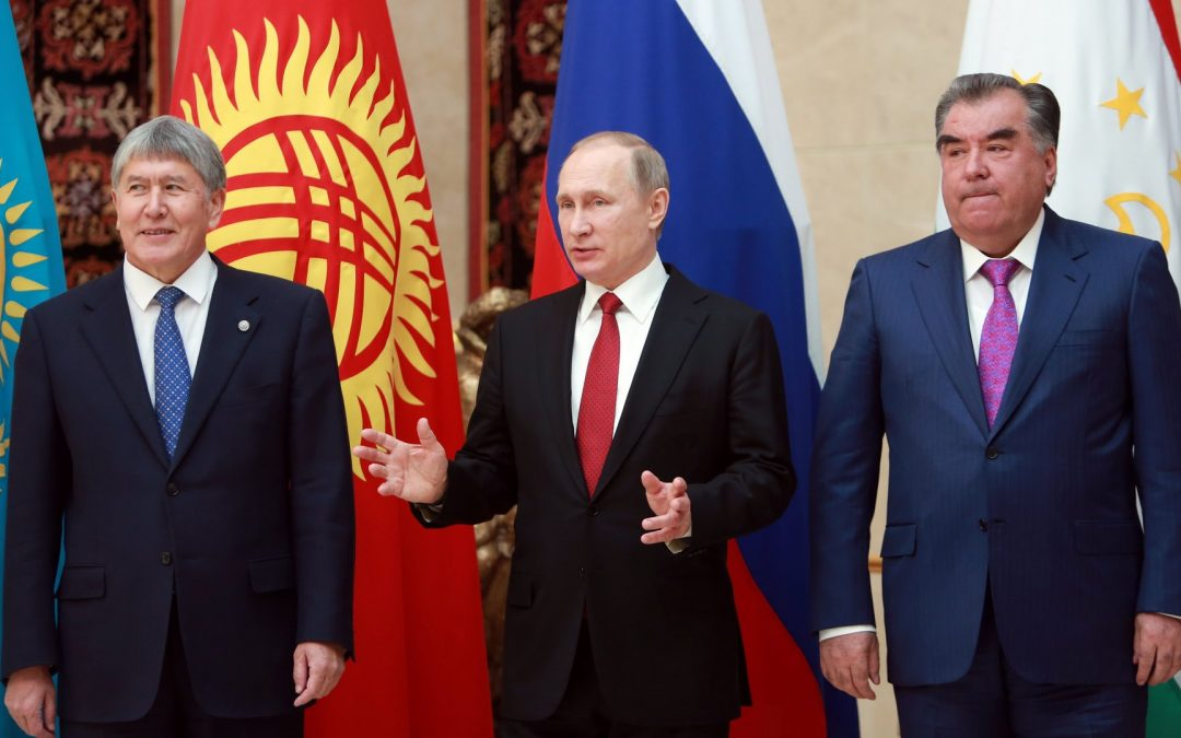 Russians are returning to Central Asia