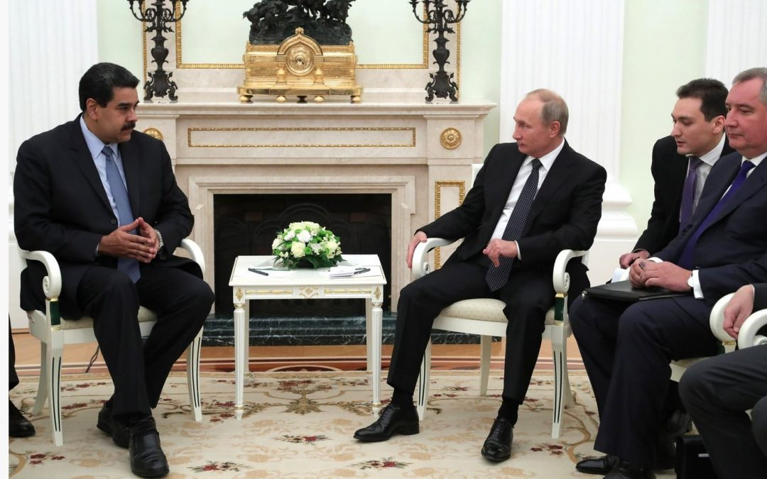 Russia saves Maduro