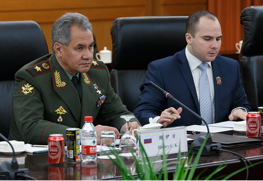 Shoigu and Turks on Syria
