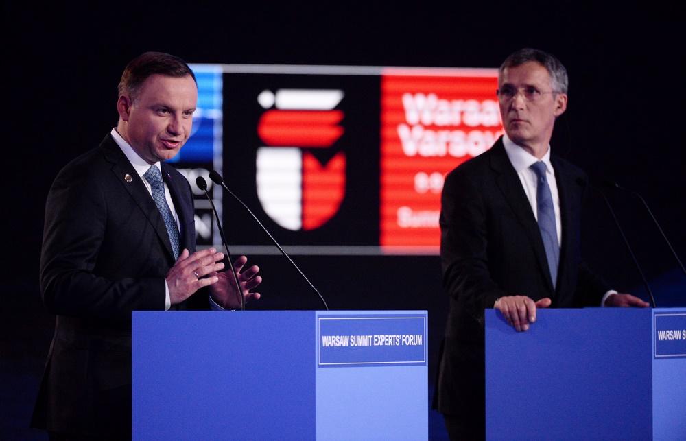 Sukces warszawskiego szczytu NATO