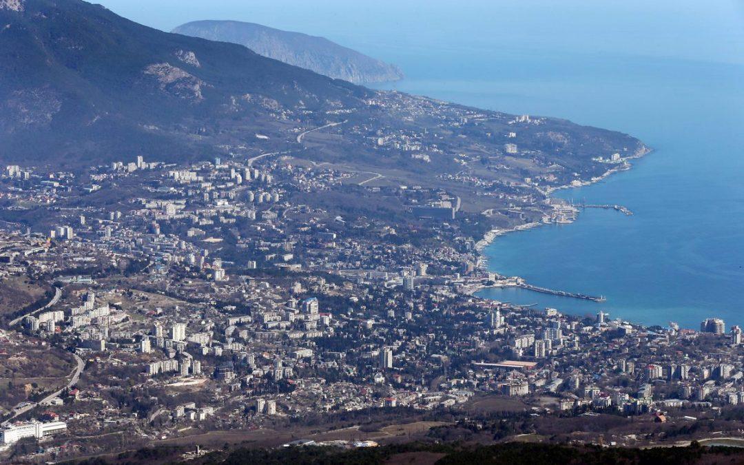 """Rosyjskie media donoszą o rozpoczęciu """"blokady turystycznej Krymu"""" przez Ukrainę"""