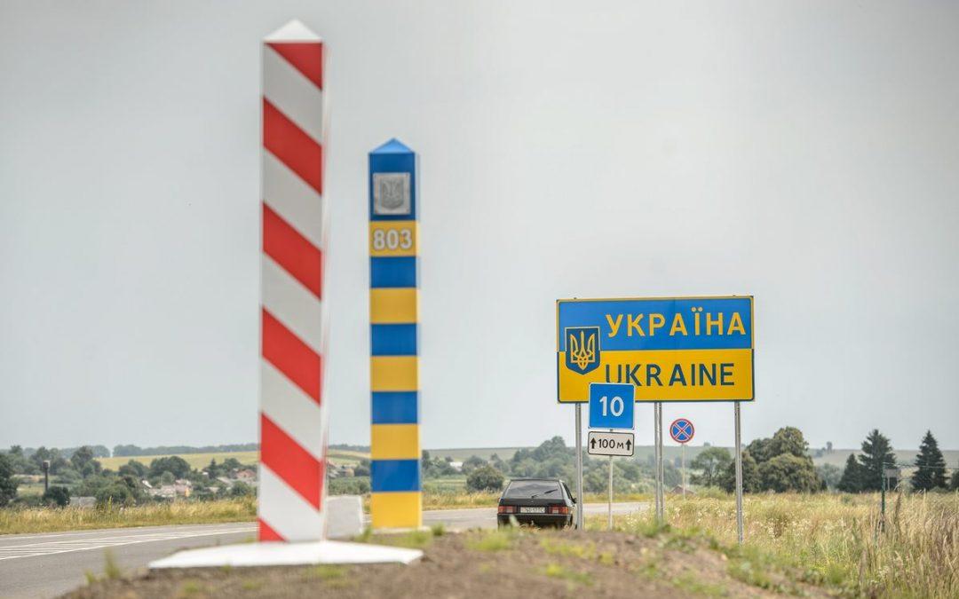 Rosyjska telewizja alarmuje: Polska chce zamknąć granicę z Ukrainą