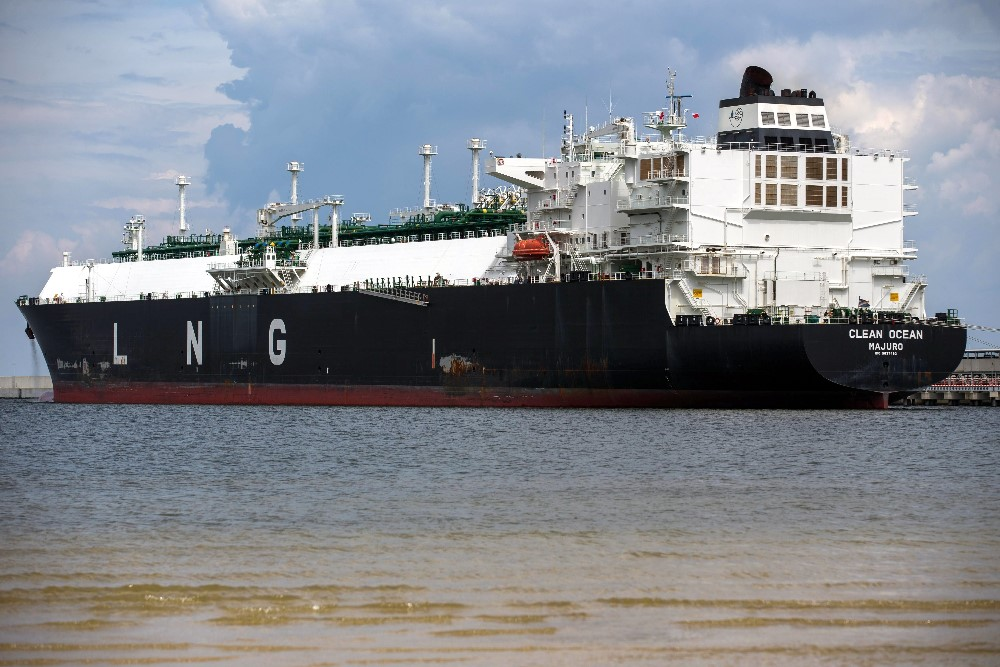 Moscow afraid of American LNG
