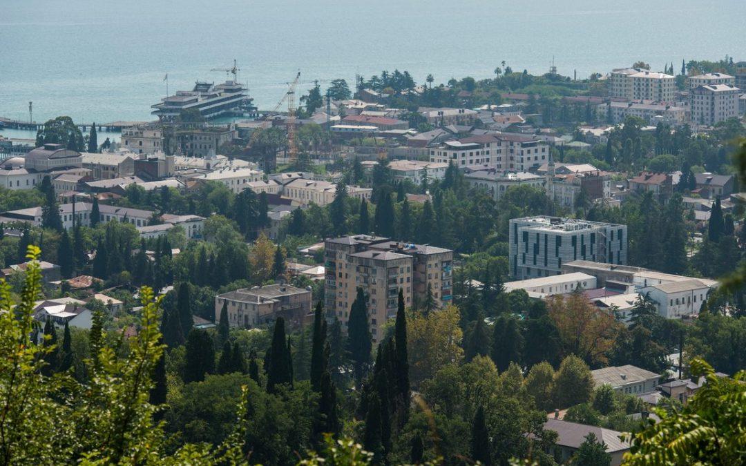 Abchaska prowokacja