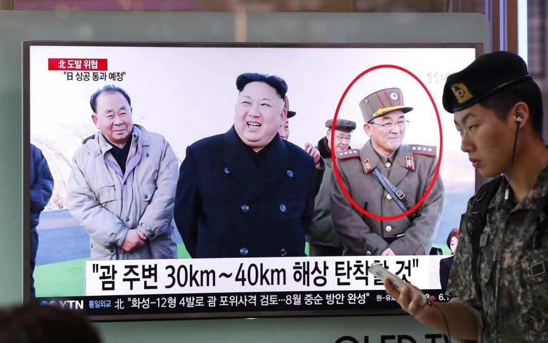 Koreański test