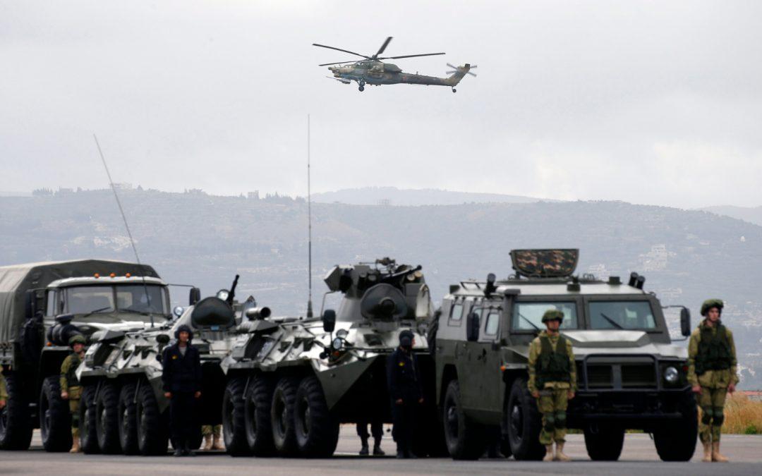 Śmierć rosyjskiego generała w Syrii