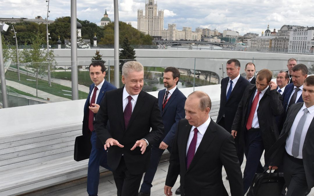 Putin zmienia gubernatorów