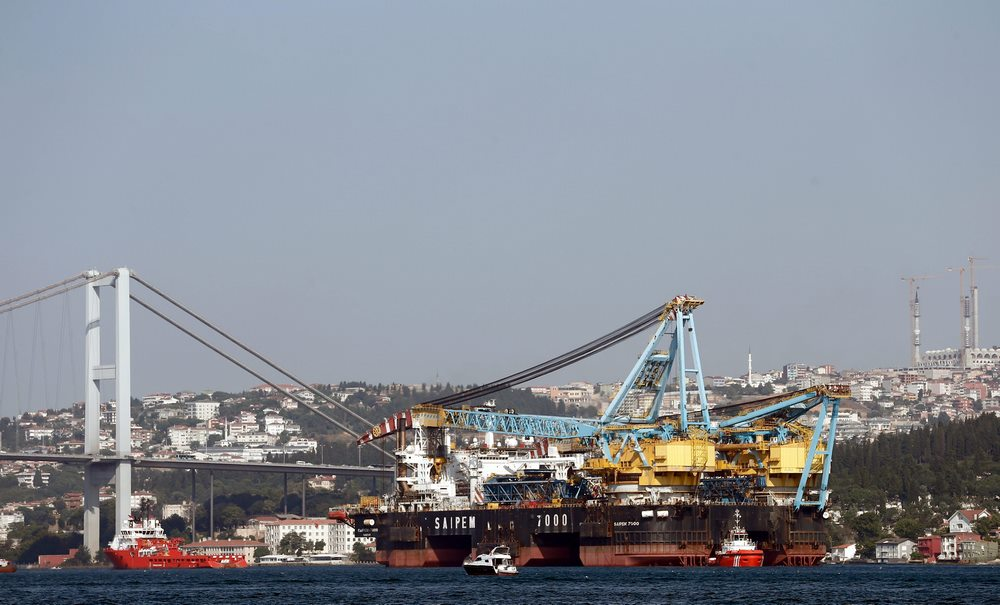 Włosi znów z Gazpromem