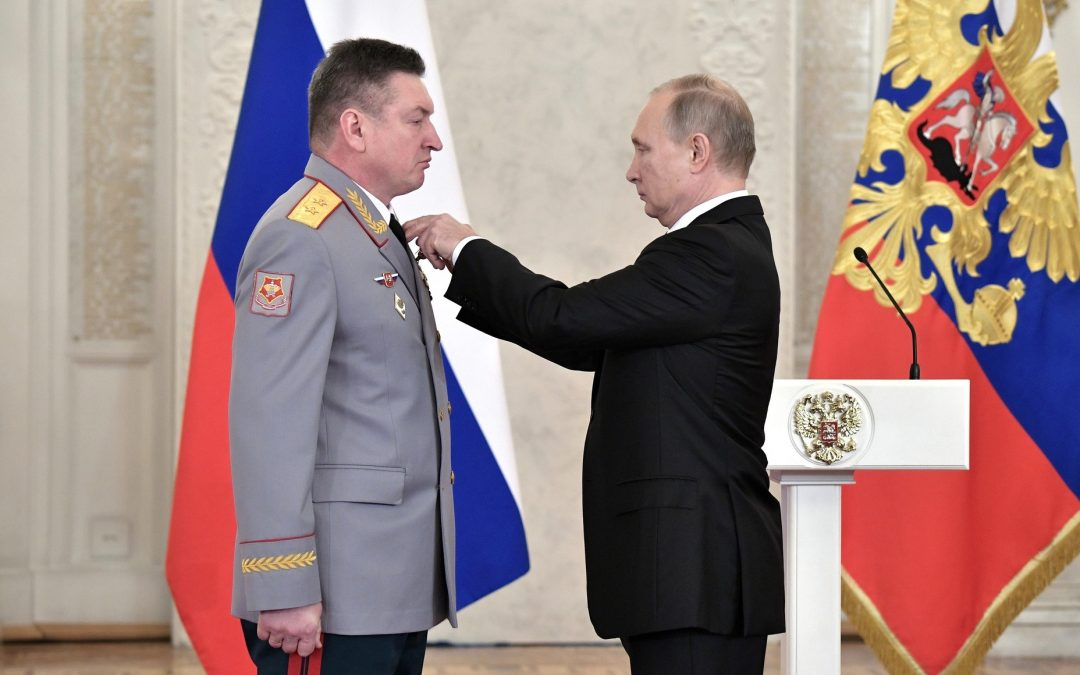 Gdzie uderzy Putin?