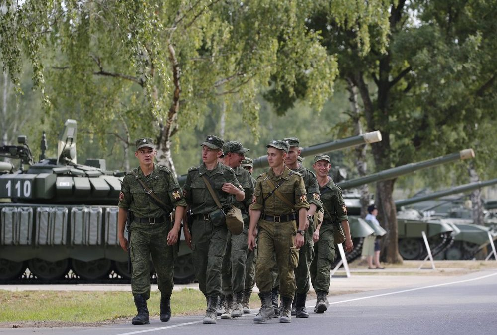 Zapad-2017: preparations completed
