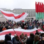 Zapad-2017, war games, Russia, Belarus, separatism, NATO Opposition rally in Minsk