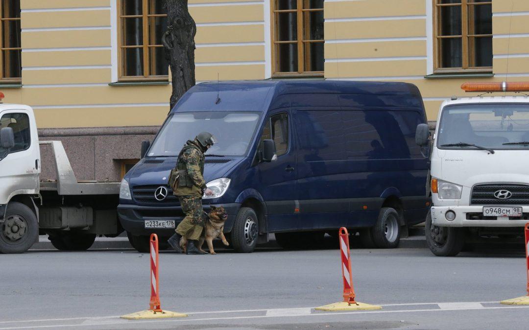 """Telephone terrorism"" in Russia"