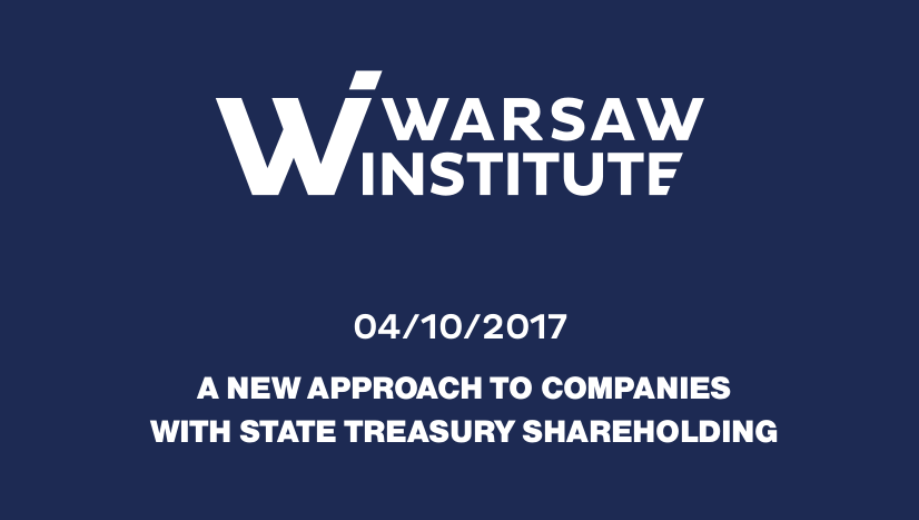 A New Approach to Companies with State Treasury Shareholding