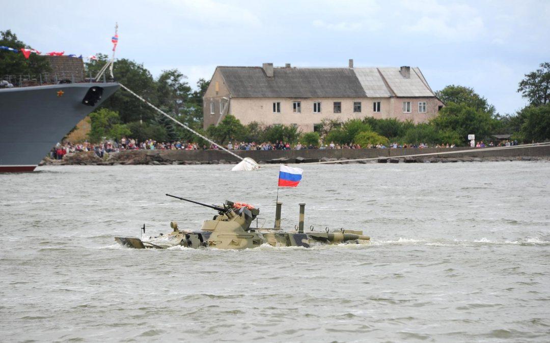 Prawdziwa rola Twierdzy Kaliningrad