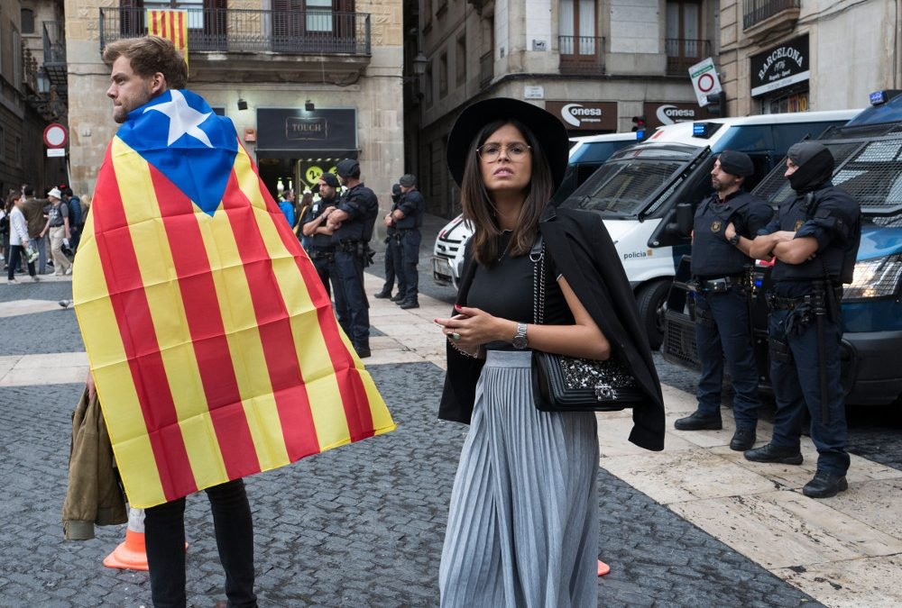 Catalonia referendum: What does Russia want?