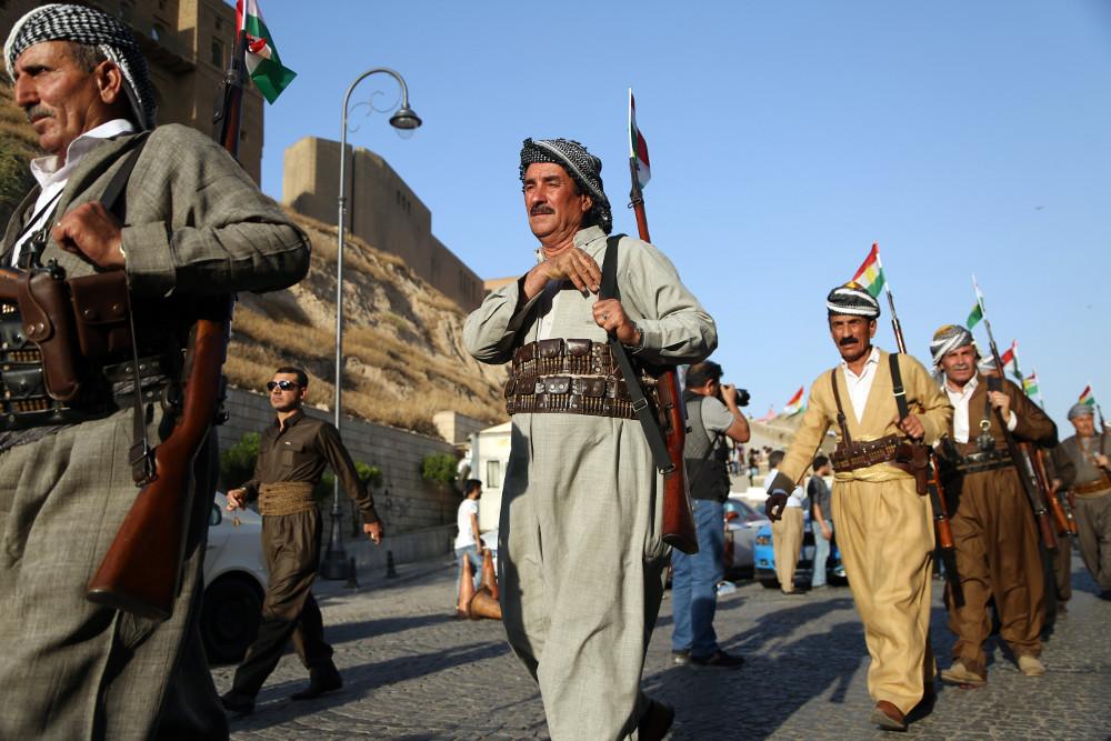 Kurdyjski dylemat Moskwy