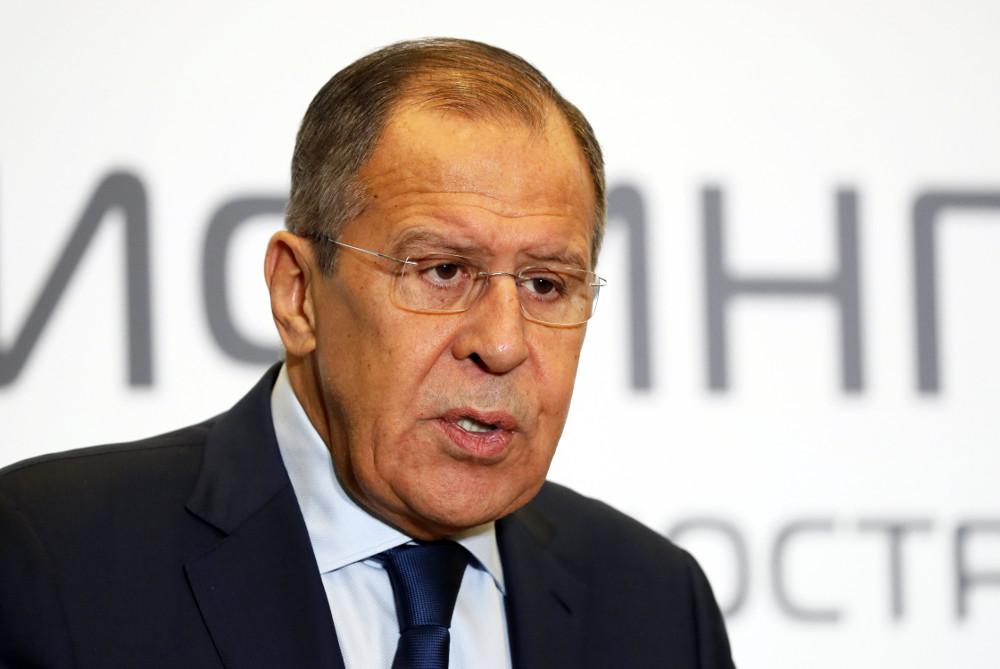 Lavrov: Ukraine and Baltic States discriminate against Russians