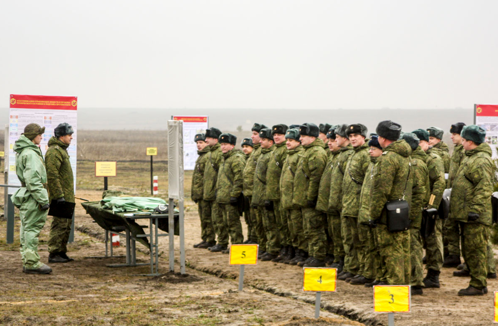 Donbas: eskalacja kontrolowana