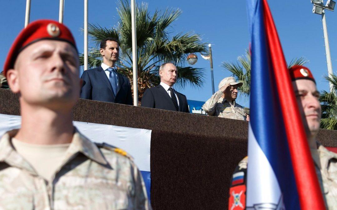 To nie koniec wojny w Syrii