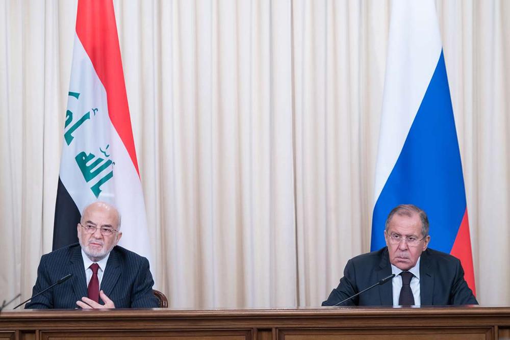 Ropa, Irak i Kurdowie