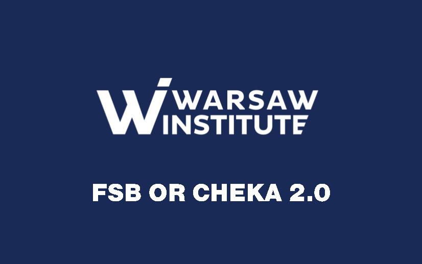 FSB or Cheka 2.0