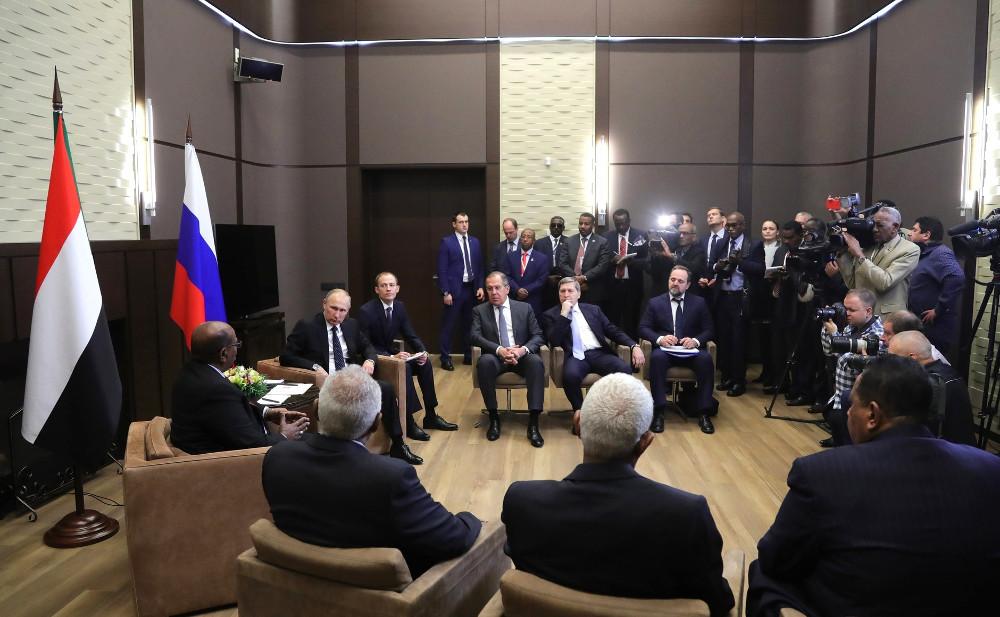 Rosyjska baza w Sudanie? Nierealne