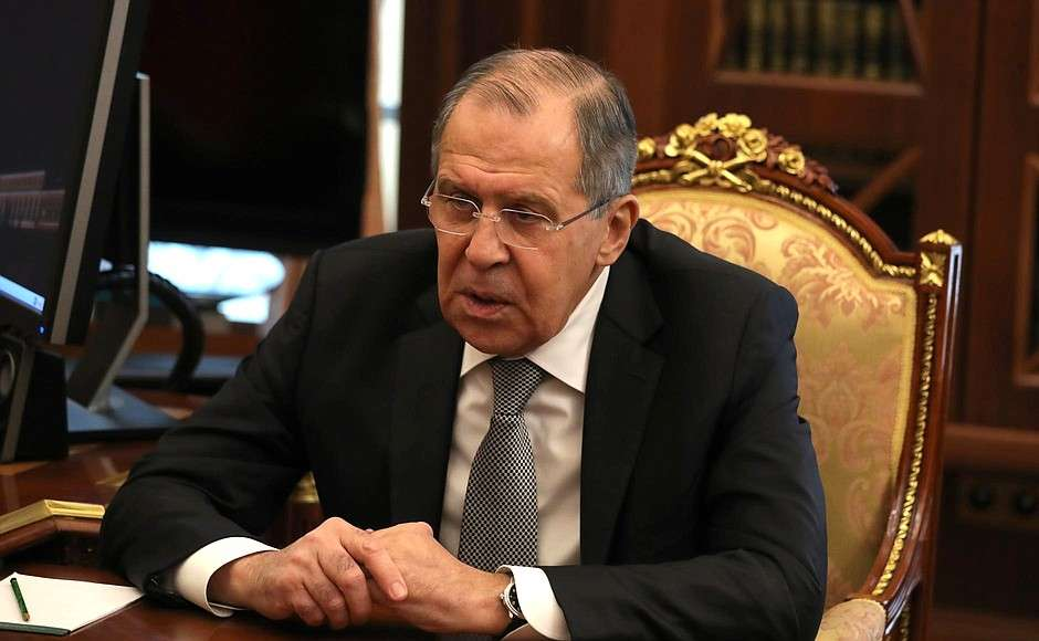 Lavrov: Ukraine and Baltic States discriminate against Russians