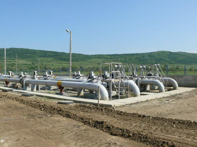 Transgaz to buy Vestmoldtransgaz, the Moldavian state owned Gas Company, on a market controlled by Gazprom