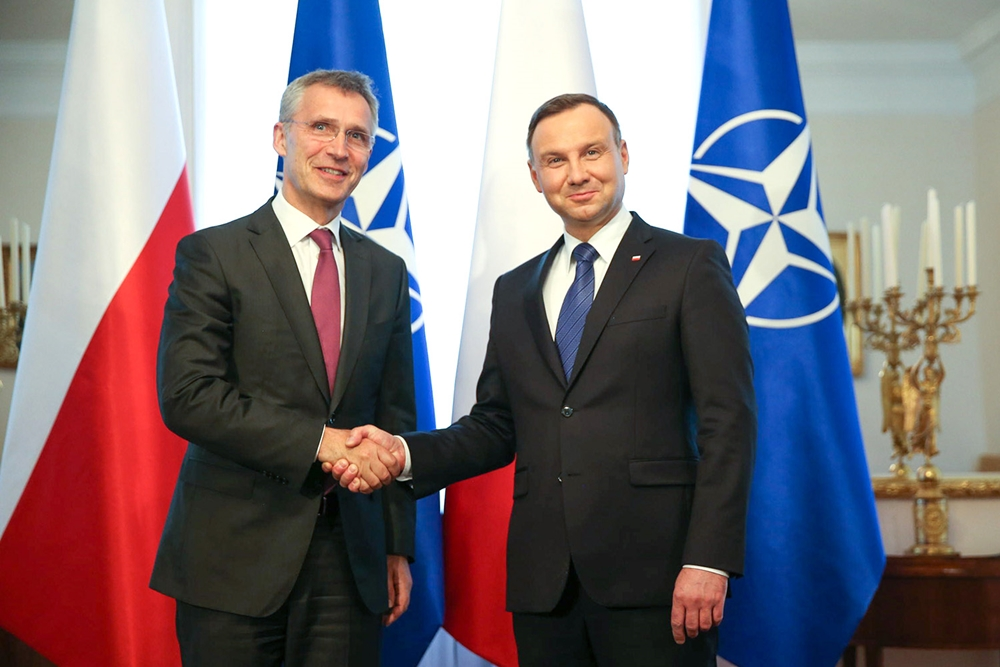 The Success of the NATO Summit in Warsaw