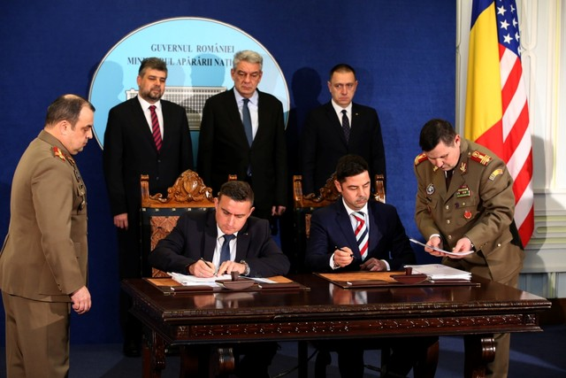 Final Agreement with General Dynamics was Signed. Piranha V to be Produced in Romania, in a EUR 895 mln Deal.