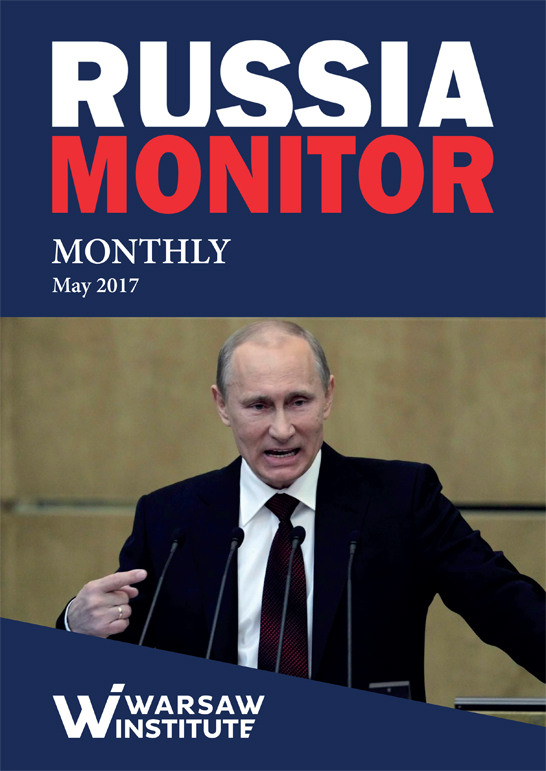 RUSSIA MONITOR MONTHLY 05/2017