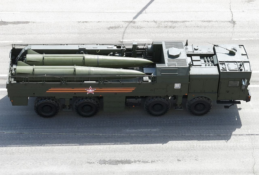 Russia's mind games with Iskander missiles
