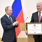 Sergey Chemezov, Rostec, presidential election, Kremlin, Anton Vaino
