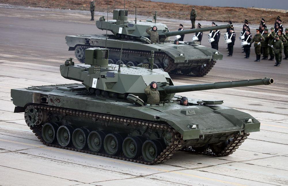 Saga o słynnym czołgu T-14: widać koniec?